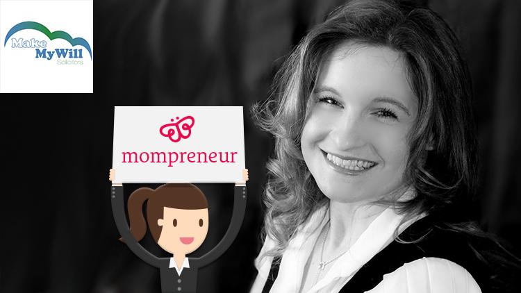 """""""Mompreneur"""" Susan Murphy Solicitor"""